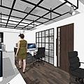 商辦空間規劃設計 - 辦公空間