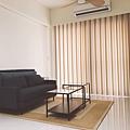 惠宇新觀Q戶 客廳空間窗簾安裝完成.jpg