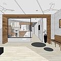 台中診所室內設計 入口等候區空間設計.jpg