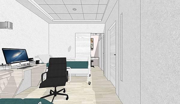 台中診所室內設計 耳鼻喉科診所診療室空間設計 (1).jpg