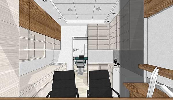 台中診所室內設計 櫃台內部設計.jpg