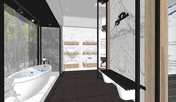 衛浴展場設計 外部展示區主牆設計.jpg