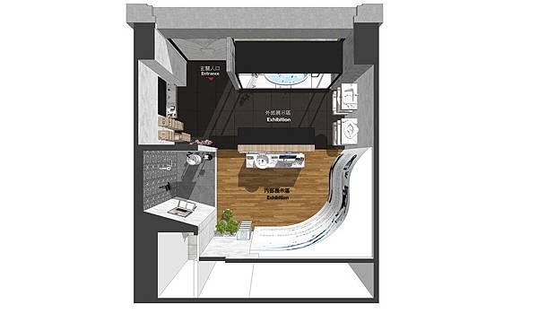 衛浴展場設計 室內空間規劃設計3D圖.jpg