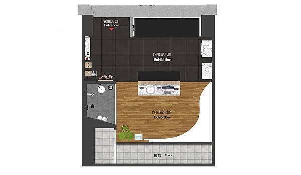 衛浴展場設計 室內空間規劃設計平面圖.jpg