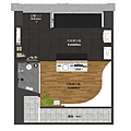 衛浴展場設計 室內空間規劃設計平面圖