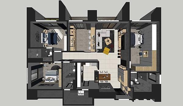 國泰建設 國泰頤湖苑 室內規劃設計3D圖.jpg