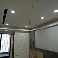 次臥空間2天花板LED崁燈安裝.jpg