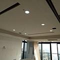 廚房空間天花板LED崁燈安裝.jpg