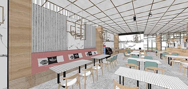 餐廳設計 沙拉吧用餐區設計.jpg