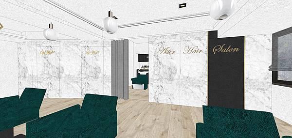 美髮洗髮區設計 台中室內設計.jpg