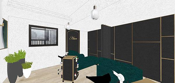 頭皮養護室設計 台中室內設計.jpg