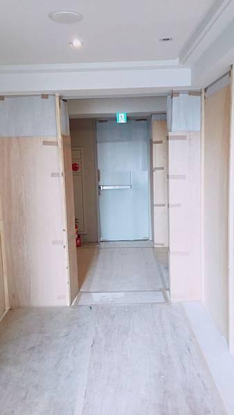 登陽穗悅住宅設計 公設梯間防護施工完成.jpg