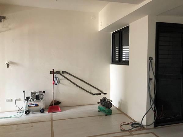 登陽穗悅室內設計 餐廳空間插座及開關延伸施工完成.jpg