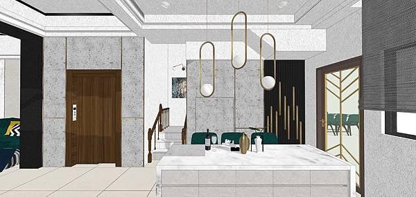 樹禾院住宅設計 一樓餐廳空間設計 (2).jpg