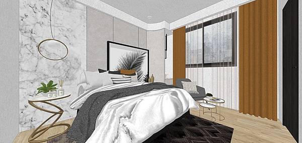 聚合發迎翠住宅室內設計