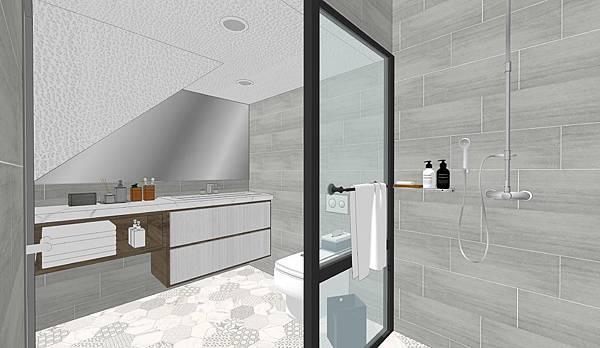 台中住宅設計 衛浴