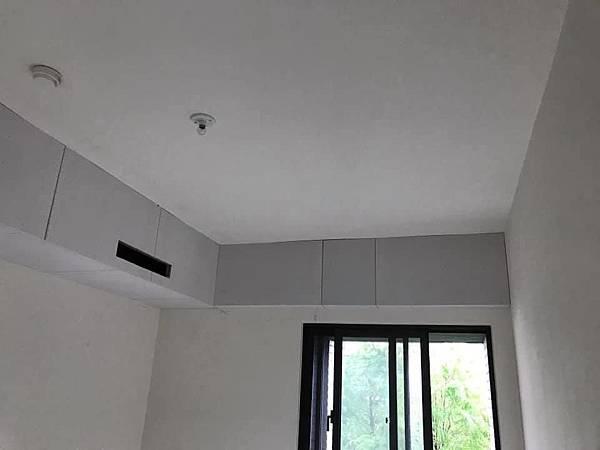 惠宇新觀室內設計 女孩房天花板冷氣包樑矽酸鈣封板施工紀錄.jpg