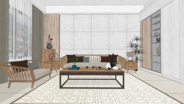 客餐廳空間設計-客餐廳裝潢設計