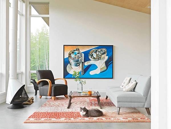 Blue-wall-art-藍色空間%2F藍色客廳配色參考