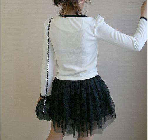 黑白蝴蝶結外套--細部照片4.jpg