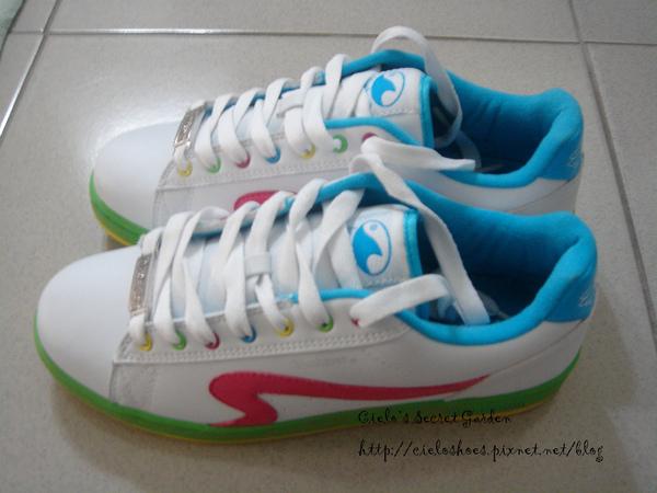 Bluehaven BW9010-3053 多彩球鞋