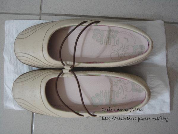 先來看看鞋子的全貌吧