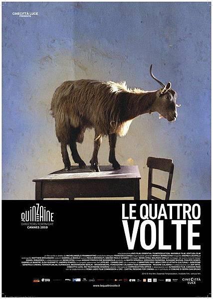 靈魂的四段旅程 Le Quattro Volte
