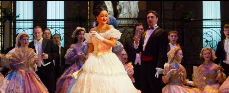 俄羅斯葉卡捷琳堡國家歌劇院《茶花女》