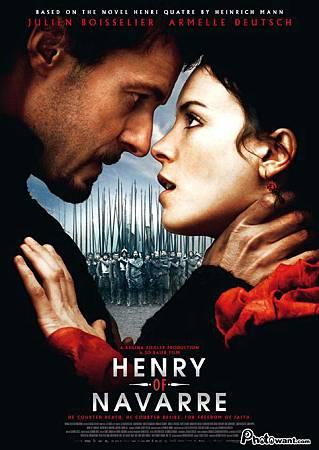 亨利四世:為愛宣戰 Henry of Navarre