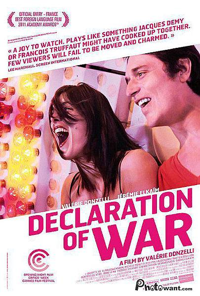 親愛的別哭 Declaration of War