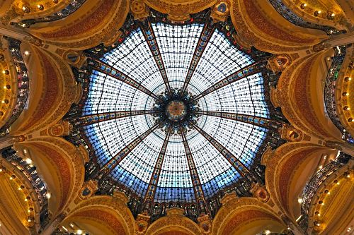 Paris Céleste:鏡頭下的巴黎穹頂攝影展