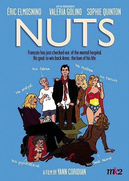 我親愛的偏執狂 NUTS