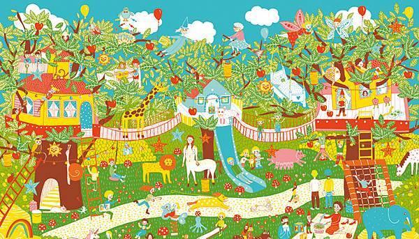 2013波隆納夢奇地——國際波隆納插畫聯展