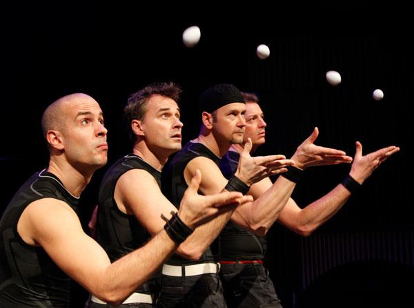 第八屆台灣國際打擊樂節:荷蘭-皮可沙打擊樂團 Holland-Percossa
