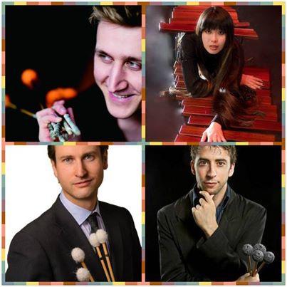 世界新銳打擊樂家系列 The World Up-and-Coming Percussionists Series