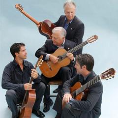 吉他皇族 ─ 羅梅洛吉他四重奏音樂會 The Romeros Guitar Quartet