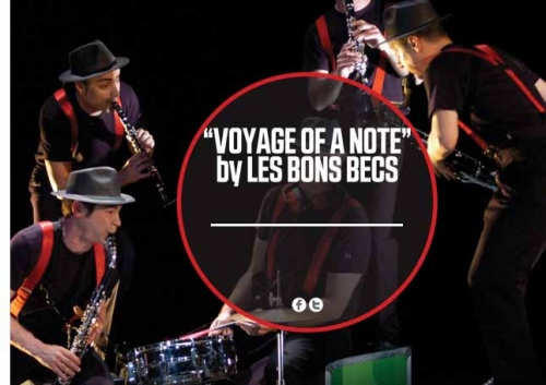 法國雷寶貝五重奏 Les bons Becs