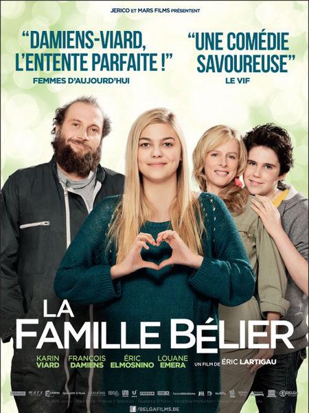 貝禮一家 La Famille Belier