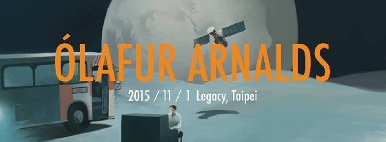 Highnote Asia Presents: Ólafur Arnalds Live in Taipei
