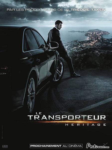 玩命快遞:肆意橫行 The Transporter Legacy