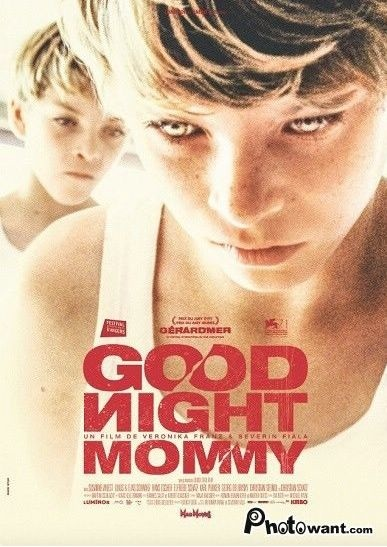 晚安媽咪 Goodnight Mommy