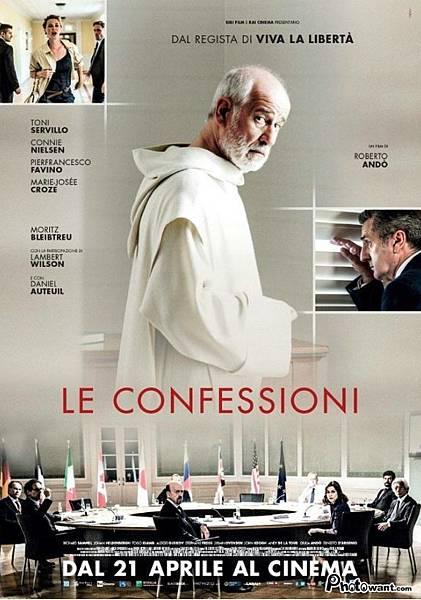 告解高峰會 The Confessions