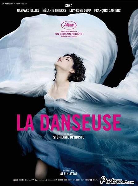 狂舞摯愛 La danseuse