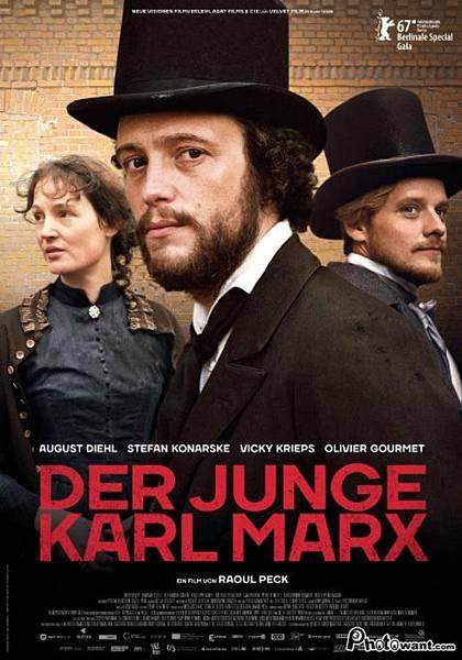 馬克思:時代青年 Le jeune Karl Marx