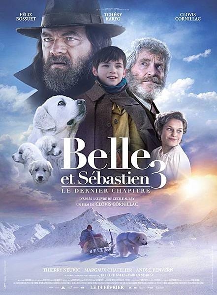 永遠的朋友:靈犬貝兒 Belle and Sebastian, Friends for Life