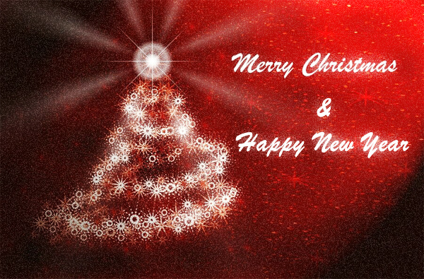 耶誕&新年快樂!