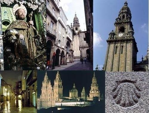 Santiago de Compostela 聖地牙哥