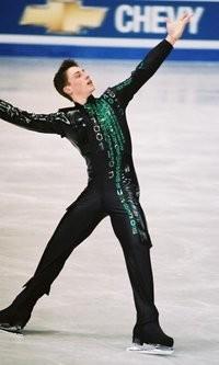 le site de Brian Joubert 世界花式溜冰冠軍選手