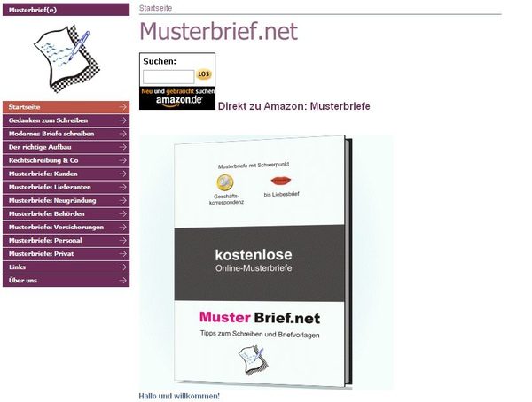Musterbrief.net
