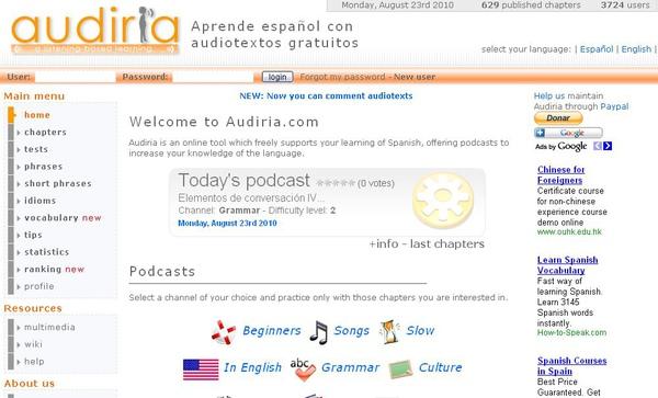 Audiria.com